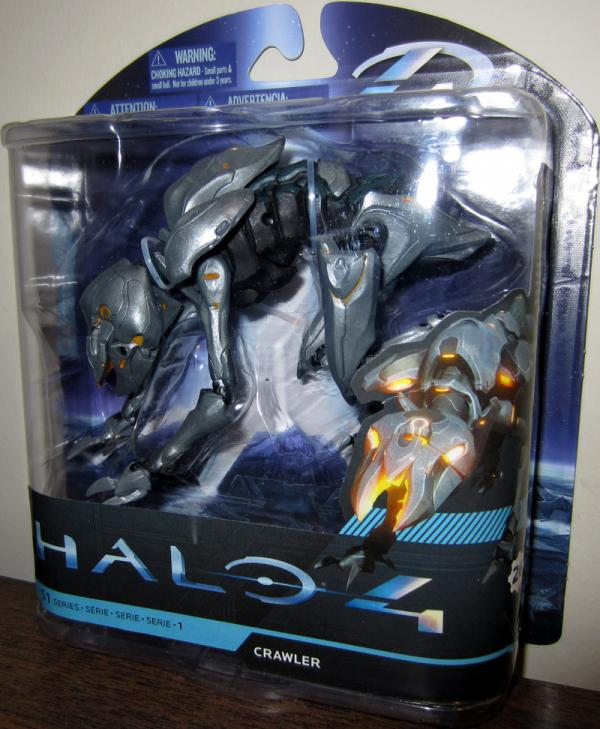Crawler Halo 4 series 1 action figure