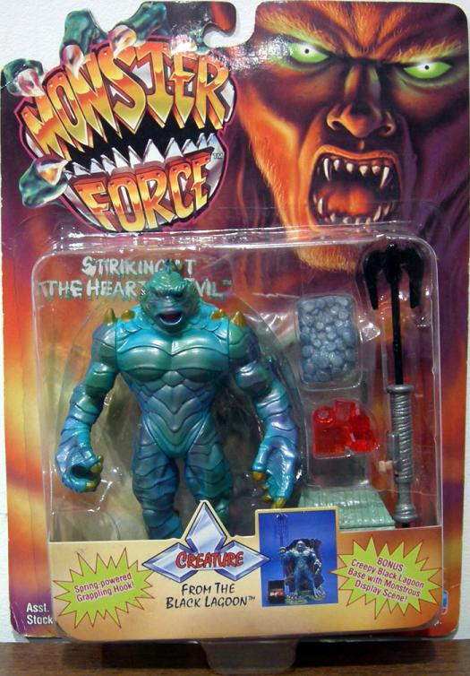 Creature Black Lagoon Monster Force