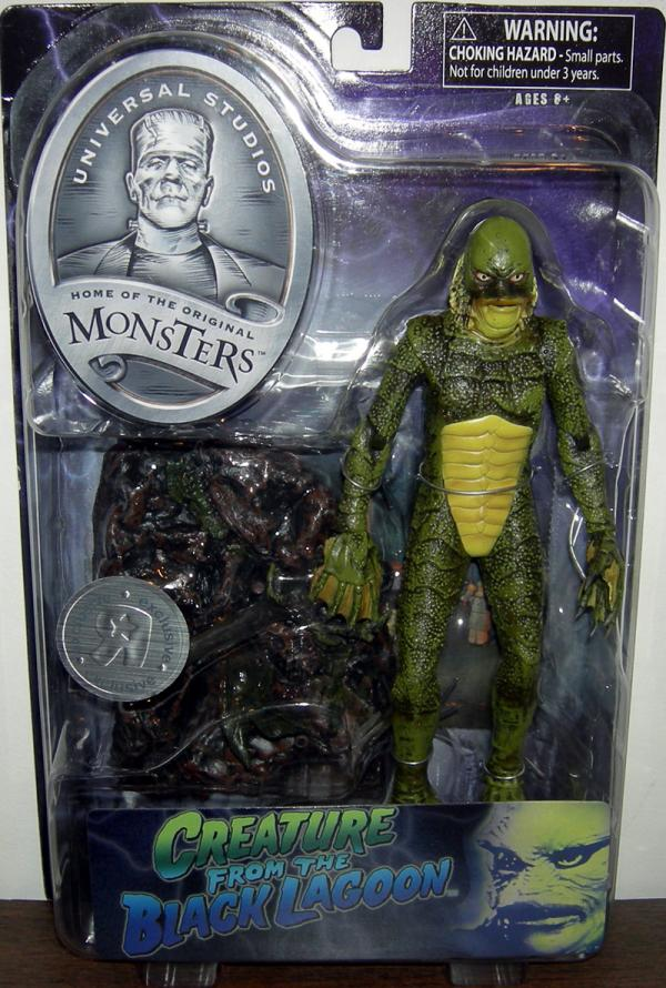Creature Black Lagoon Figure 2010 Toys R Us Exclusive