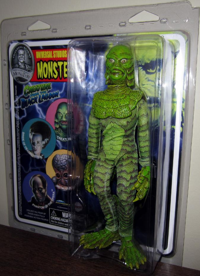 8 inch Creature Black Lagoon, Universal Studios Classic Monsters