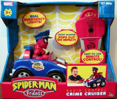 Radio Control Crime Cruiser