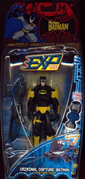 Criminal Capture Batman EXP