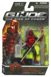 Crimson Neo-Viper - Cobra Royal Guard Rise Cobra