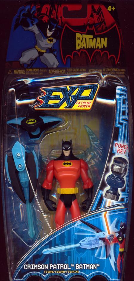 Crimson Patrol Batman EXP