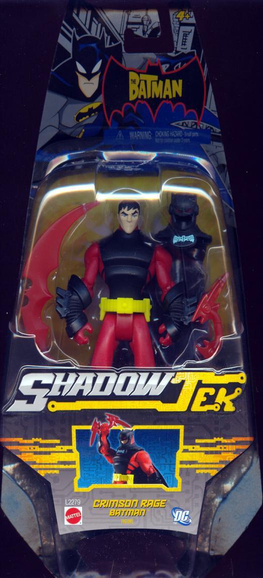 Crimson Rage Batman ShadowTek