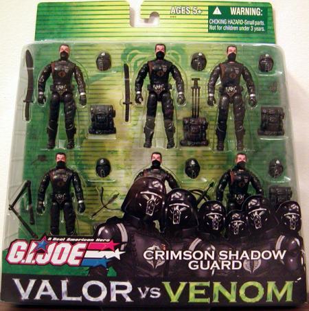 Crimson Shadow Guard 6-Pack