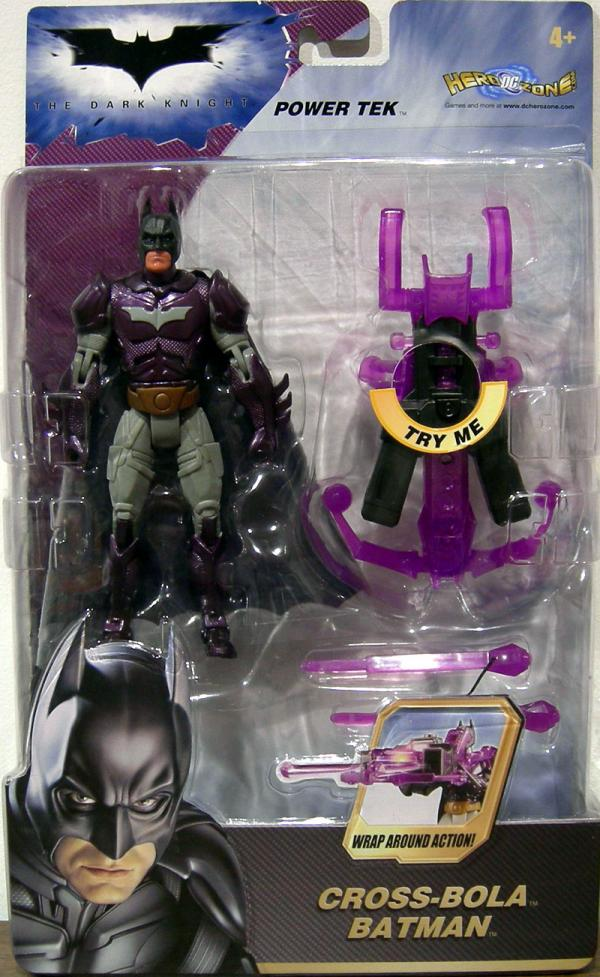 Cross-Bola Batman Dark Knight, deluxe
