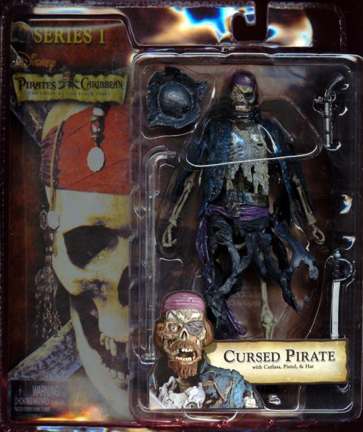 Cursed Pirate Curse Black Pearl