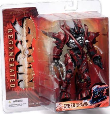 Cyber Spawn 2 Regenerated
