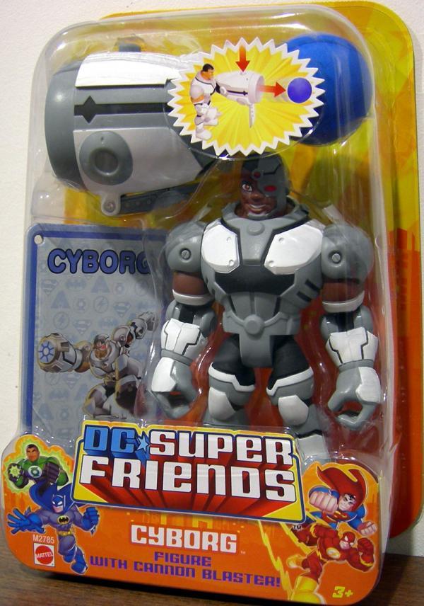 Cyborg DC Super Friends