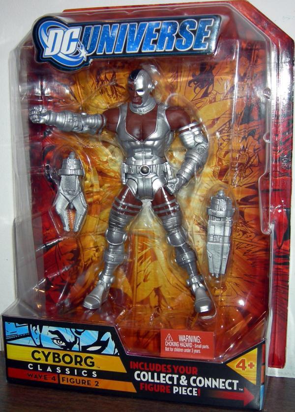 Cyborg DC Universe