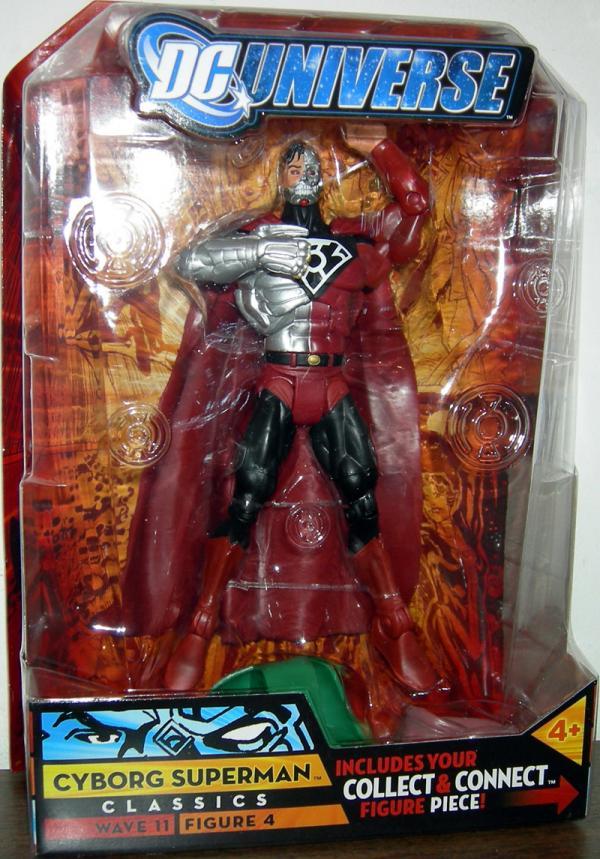 Cyborg Superman DC Universe