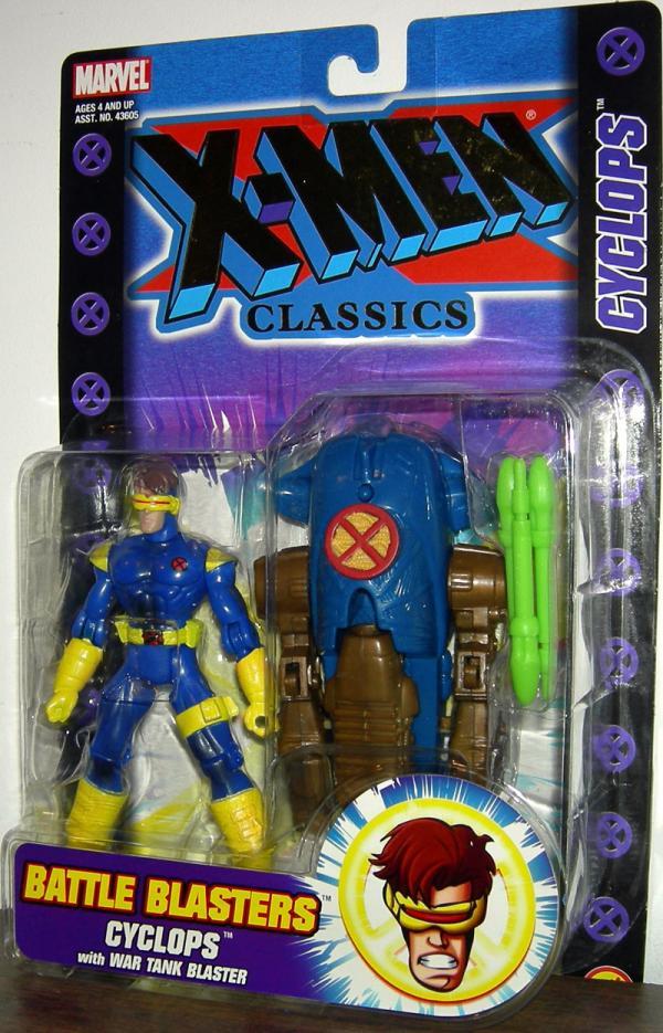 Cyclops Battle Blasters