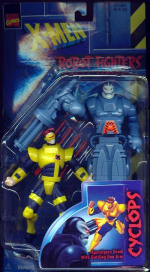 Cyclops Robot Fighters
