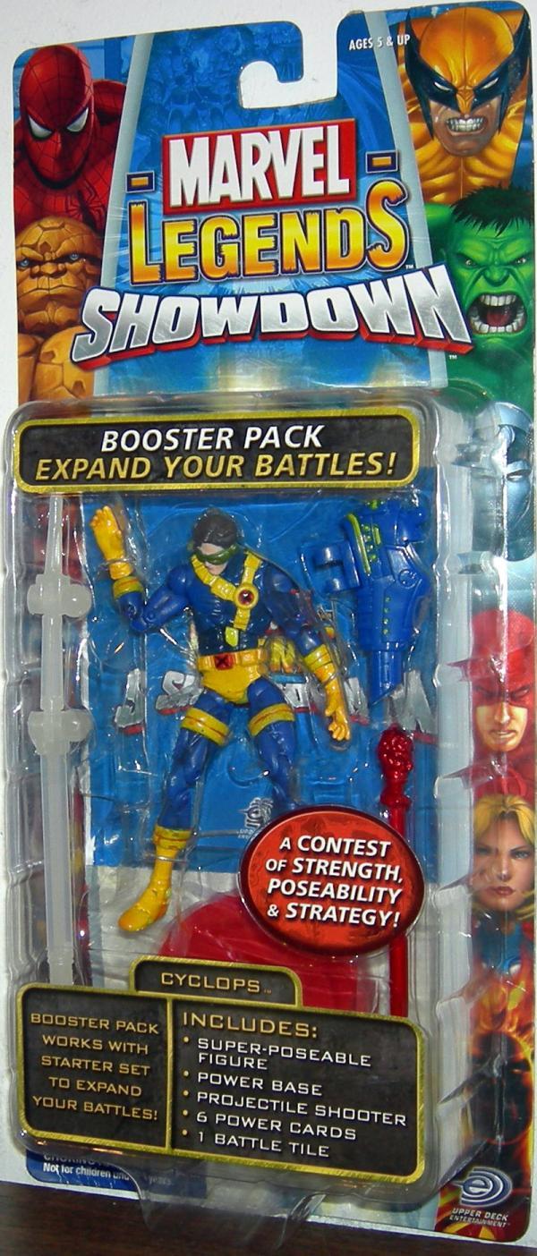 Cyclops Marvel Legends Showdown Action Figure