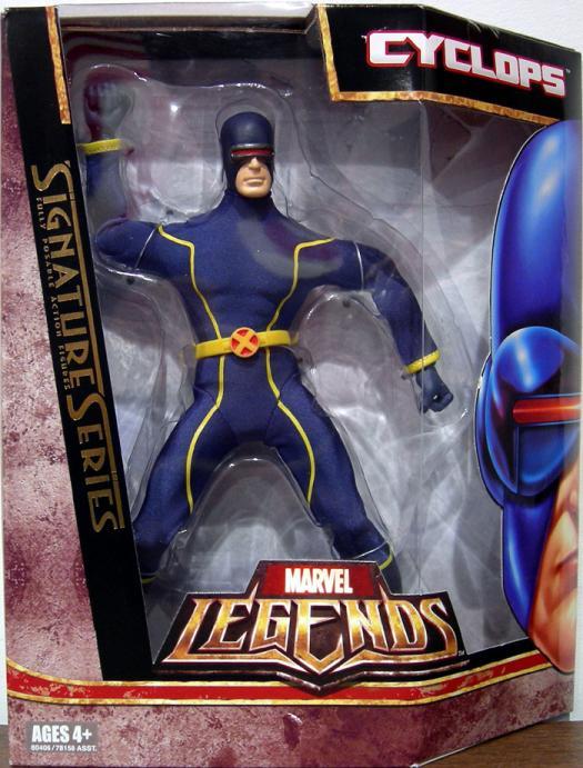 Cyclops Marvel Legends Signature Series Figure