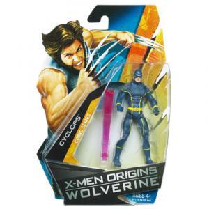 Cyclops X-Men Origins Comic Series Action Figure Hasbro