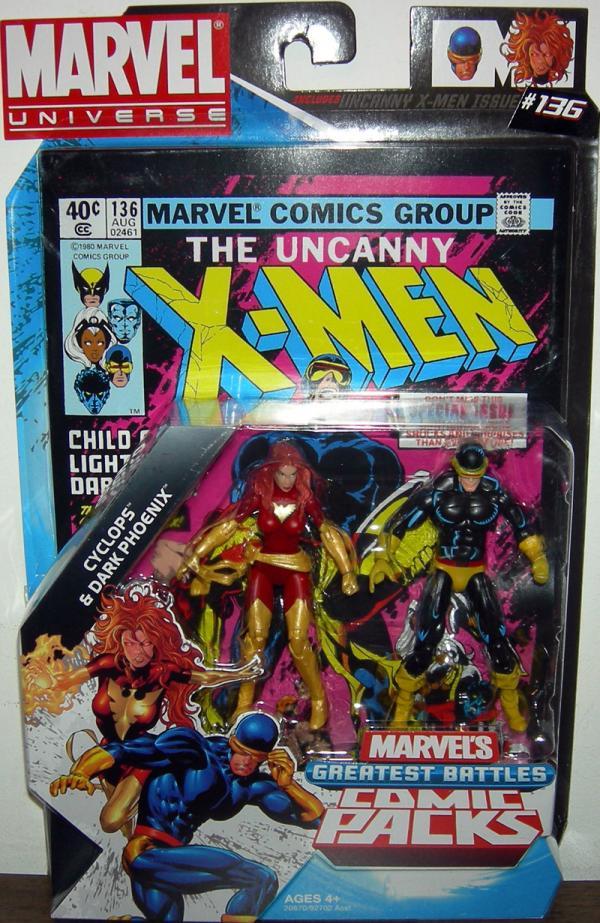 Cyclops Dark Phoenix Marvel Universe
