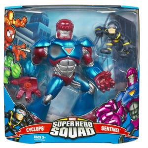 Cyclops Sentinel Super Hero Squad