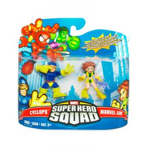 Cyclops Marvel Girl Super Hero Squad