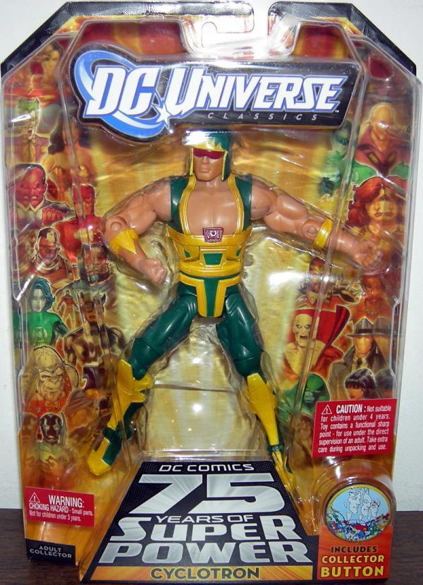 Cyclotron DC Universe