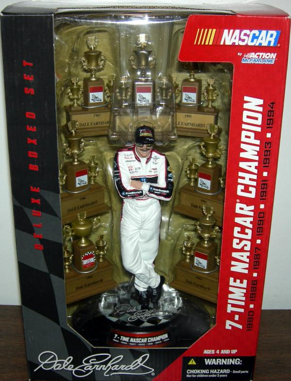 Dale Earnhardt deluxe boxed set