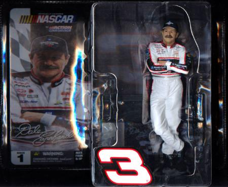 Dale Earnhardt without sunglasses
