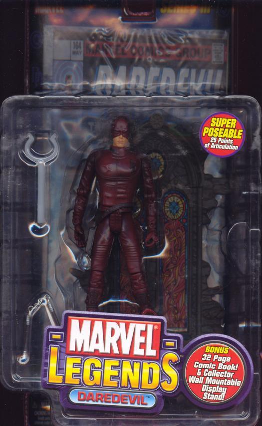 Daredevil Marvel Legends