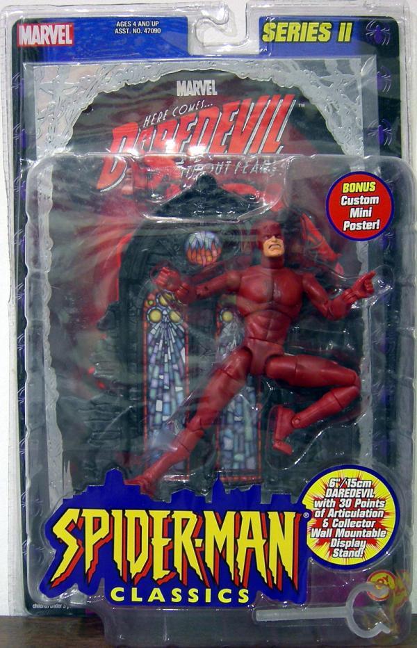 Daredevil Classics foil poster