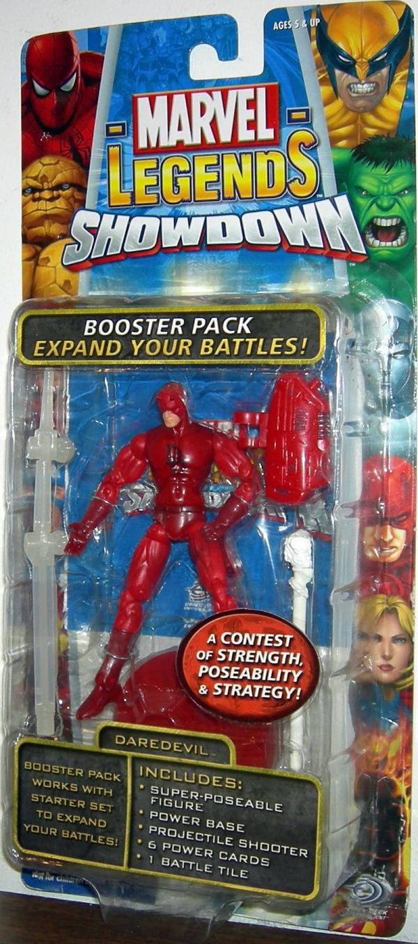 Daredevil Marvel Legends Showdown Action Figure