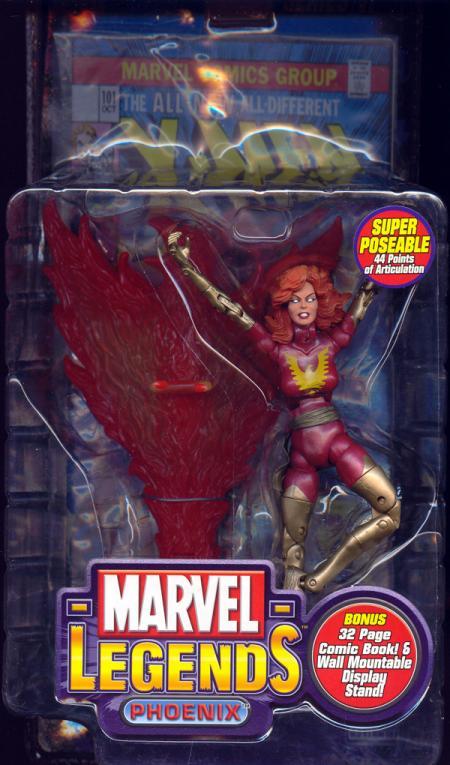 Dark Phoenix Marvel Legends