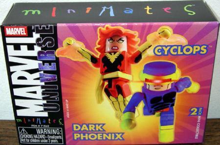 Dark Phoenix Cyclops Minimates