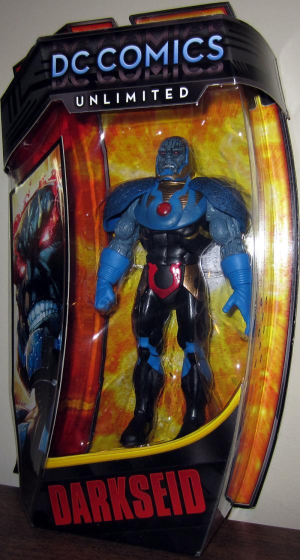 Darkseid DC Comics Unlimited Action Figure Mattel