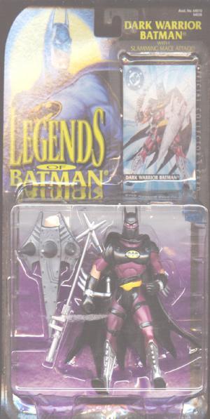 Dark Warrior Batman Legends