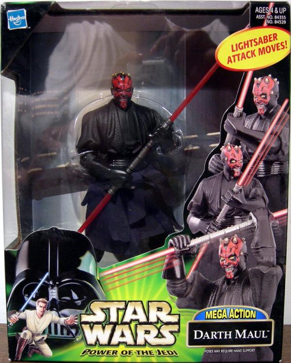 Darth Maul Mega Action