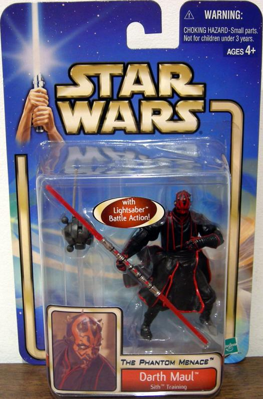 Darth Maul Sith Training