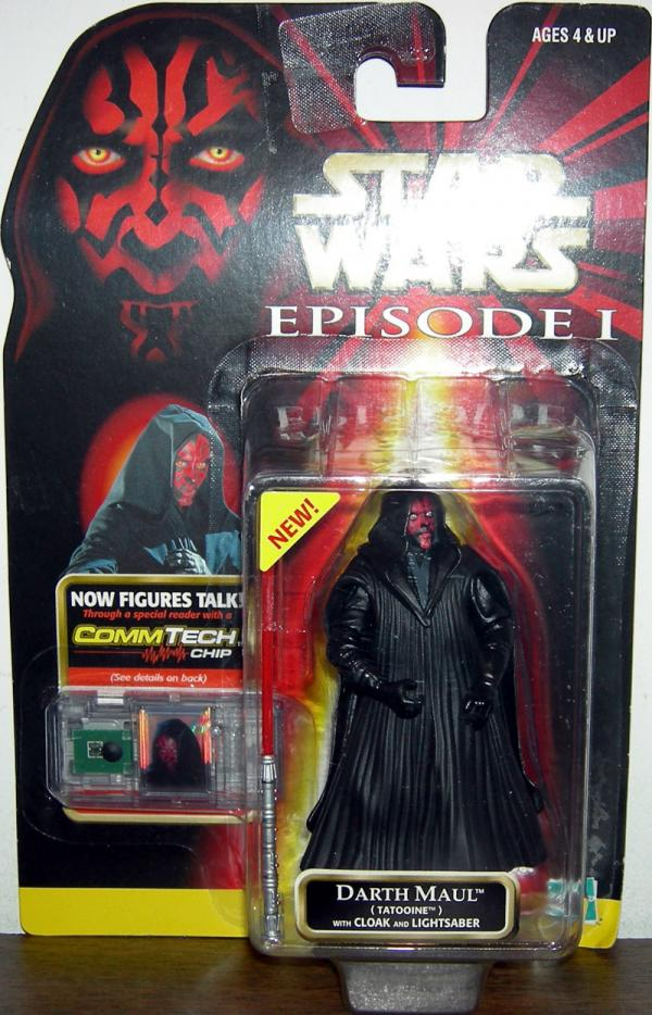 Darth Maul Tatooine Figure Star Wars Phantom Menace