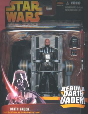 Darth Vader deluxe, Revenge Sith