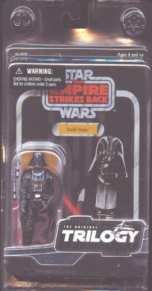 Darth Vader Vintage Original Trilogy Collection