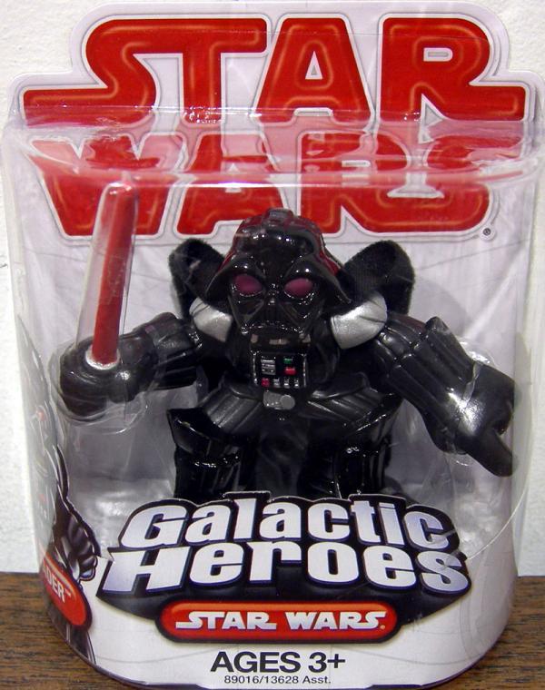 Darth Vader Galactic Heroes Action Figure Star Wars