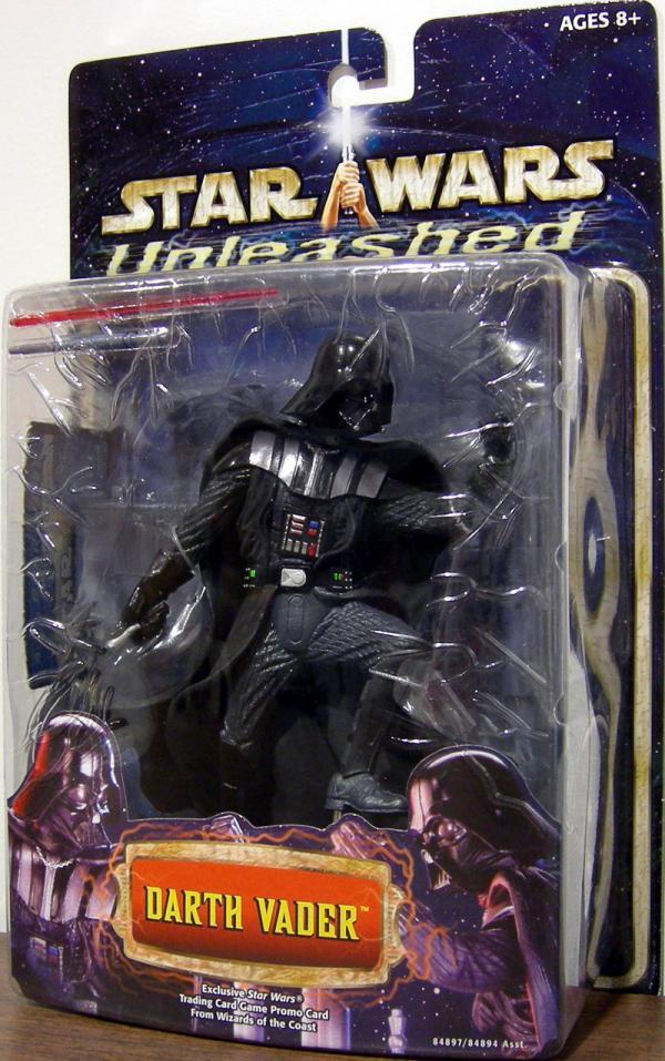 Darth Vader Unleashed