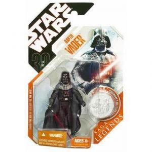 Darth Vader Saga Legends Star Wars action figure