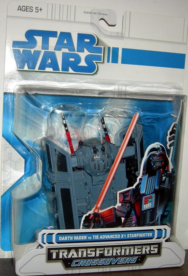 Darth Vader TIE Advanced X1 Starfighter