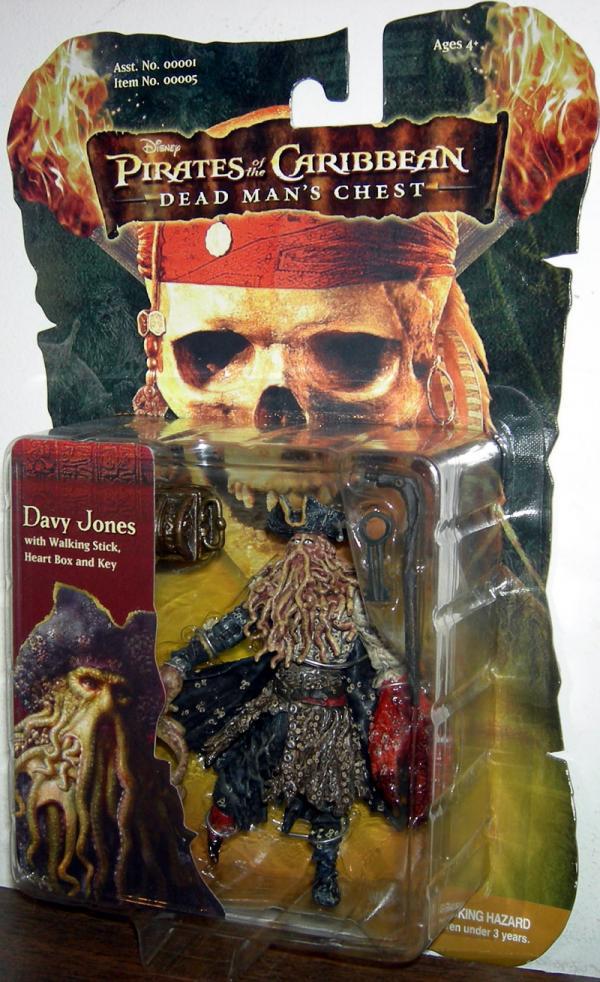 Davy Jones 3 1-2 inch