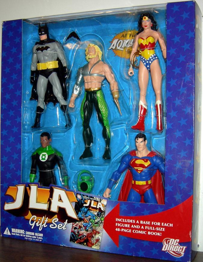 DC Direct JLA 5-Pack