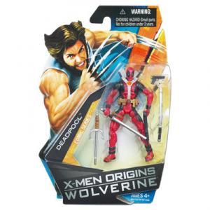 Deadpool X-Men Origins Action Figure Wolverine Comic Series
