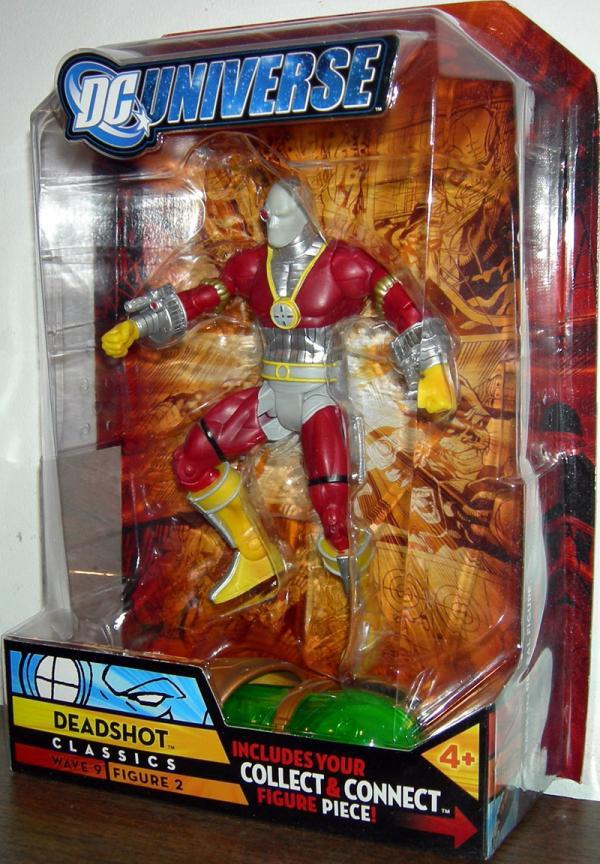 Deadshot DC Universe Classics action figure