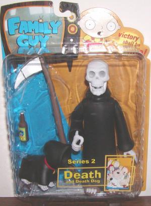 Death hood down