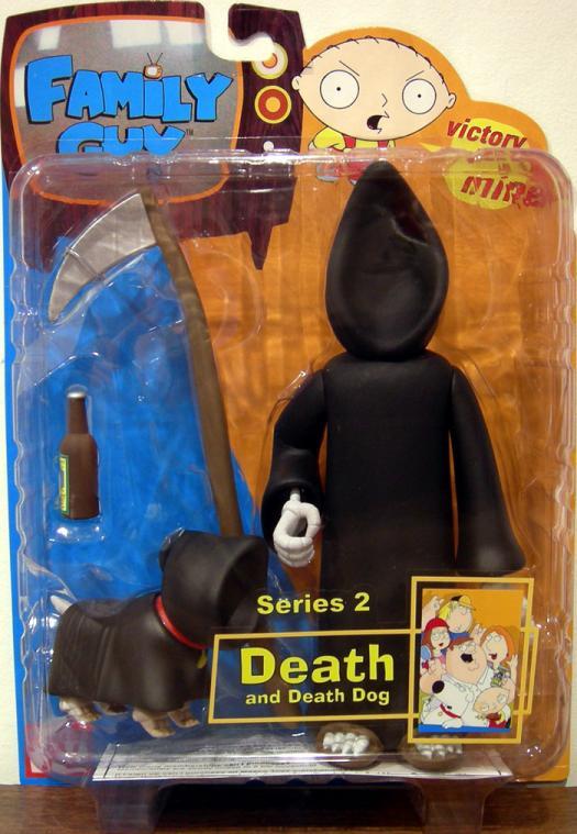Death hood up