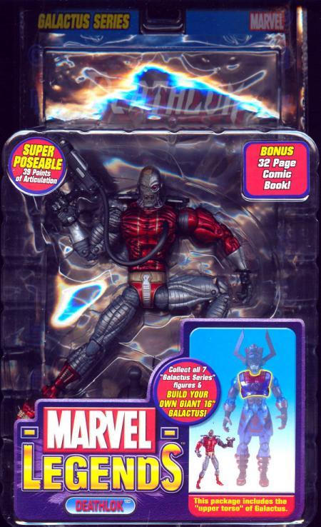Deathlok Marvel Legends